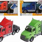 "9"" Friction Semi Truck"
