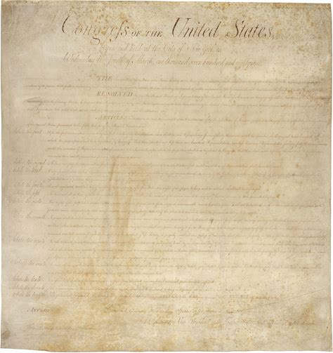 List of amendments to the U.S. Constitution