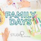 Studio by the Bay | Family Days In collaboration with The New Children's Museum, Seaport Village presents Studio by the Bay Family Days!