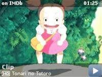 Tonari no Totoro -- Clip: What May Found