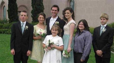 Marie Osmond's Adopted Son Brandon Warren Blosil With Ex-Husband Brian Blosil