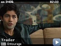 Entourage -- Movie star Vincent Chase -- together with his boys, Eric, Turtle, and Johnny -- are back and back in business with super agent-turned-studio head Ari Gold. Some of their ambitions have changed, but the bond between them remains strong as they navigate the capricious and often cutthroat world of Hollywood.