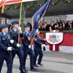 Michigan National Guard affirms partnership during Latvia's 101st Independence Day parade