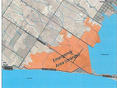 State of emergency declared for Erie Shore Drive in Chatham-Kent