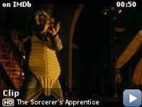"""The Sorcerer's Apprentice -- The Sorcerer's Apprentice -- """"Plasma Bolt"""" Clip"""