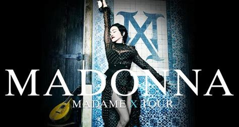 MADAME X TOUR - 10 & 11 MARCH SHOWS ARE NOW CANCELLED