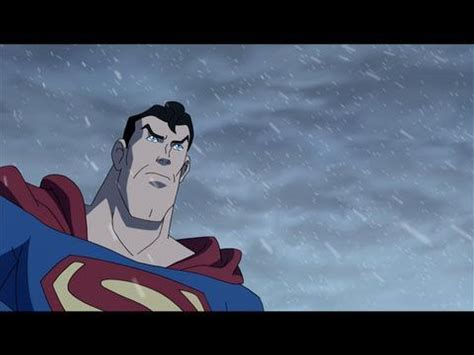 JLA Adventures: Trapped in Time -- Clip: Fight in the Arctic
