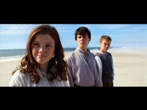 """The Chronicles of Narnia: The Voyage of the Dawn Treader -- Music Video Clip: Carrie Underwood """"There's A Place For Us"""""""