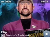 Director's Trademarks -- Snoochie Boochies! Welcome to the Askewniverse. From the crass dialogue of 'Clerks,' 'Mallrats,' and 'Dogma,' to the pop culture references of 'Jay and Silent Bob Strike Back' and 'Tusk,' writer, director and actor Kevin Smith sits down with IMDb to discuss his filmmaking trademarks.