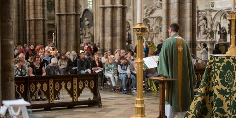 Services & times | Westminster Abbey