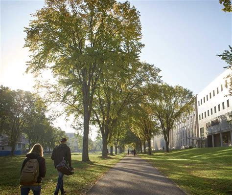 Sustainable development Our SD initiatives promote a more sustainable way of life on campus and in the community.