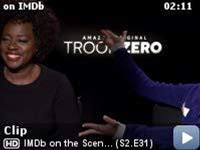 IMDb on the Scene - Interviews -- 'Troop Zero' stars Viola Davis, Allison Janney, and Mckenna Grace channel their inner girl scouts and discuss what merit badges they should receive, their dream roles, and their favorite underdog movies.