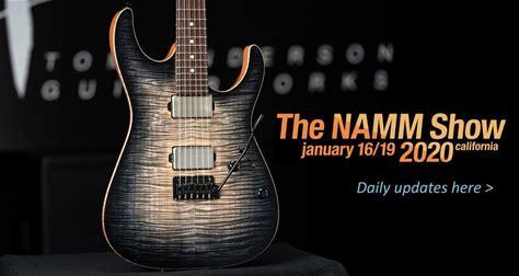 NAMM Show: 2020