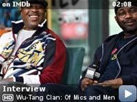 """Wu-Tang Clan: Of Mics and Men -- Were the members of """"Wu-Tang Clan"""" are they were doing things different from other artists at the time? Not at all. Masta Killa and Cappadonna share how they just came together to do what they loved to do."""