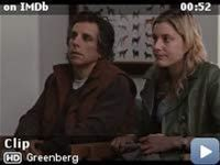 """Greenberg -- """"How Long Do We Wait"""" clip from Greenberg"""