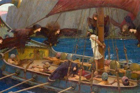 Myth of the legendary Odysseus