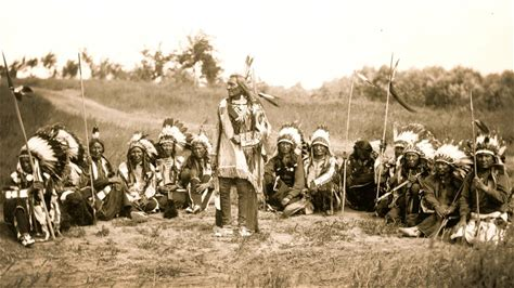 Native American History Timeline