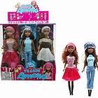 Trendy Amelia Dolls Dark Skin