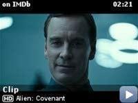 Alien: Covenant -- Clip: Meet Walter