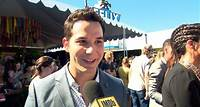 IMDb on the Scene -- 'Pitch Perfect 2' star Skylar Astin stays tight-lipped about 'Pitch Perfect 3' on the 2015 Teen Choice Awards blue carpet, but does share a story about his very first audition.