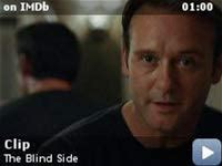 The Blind Side -- Clip: You wanna do what?