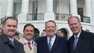 Mayor Faulconer Attends Historic Trade Agreement Signing at White House