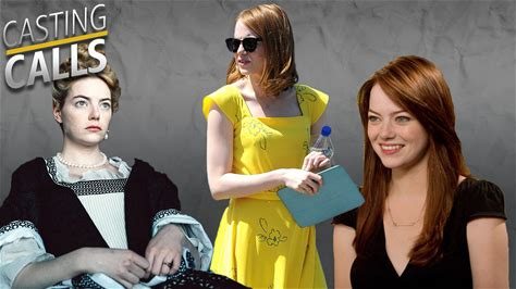 "Casting Calls -- Emma Stone is a Hollywood ""favourite"" now, but her rise to stardom hasn't always been ""easy A's."" What roles did she miss out on along the way?"