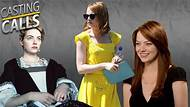 """Casting Calls -- Emma Stone is a Hollywood """"favourite"""" now, but her rise to stardom hasn't always been """"easy A's."""" What roles did she miss out on along the way?"""