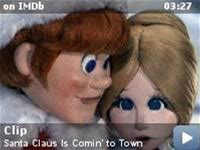 Santa Claus Is Comin' to Town -- Clip: Jessica saves Kris Kringle and the others