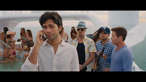 Entourage -- Movie star Vincent Chase, together with his boys, Eric, Turtle, and Johnny, are back and back in business with super agent-turned-studio head Ari Gold. Some of their ambitions have changed, but the bond between them remains strong as they navigate the capricious and often cutthroat world of Hollywood.