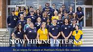 Internships Click here to learn more.