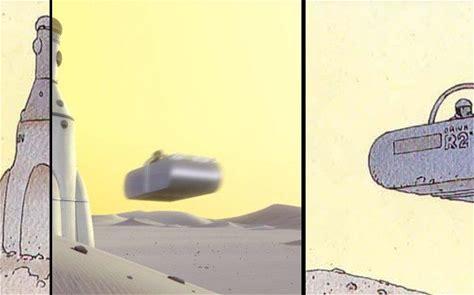Moebius Story 'La Planete Encore' as CGI Animation