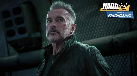 IMDbrief -- On this IMDbrief - presented by Progressive - we break down the new 'Terminator: Dark Fate' trailer and what's happened since 'Judgment Day.'