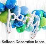 DIY Balloon Decoration Ideas - Get Inspired