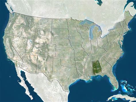 These Are the States Surrounding the Gulf of Mexico