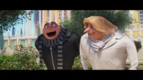 Despicable Me 3 -- Balthazar Bratt, a former child star who's grown up to become obsessed with the character he played in the '80s, and proves to be Gru's most formidable nemesis to date.