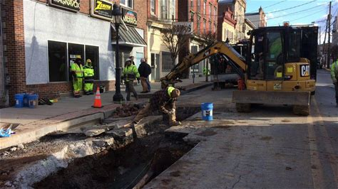 Spring City Sewer Repairs