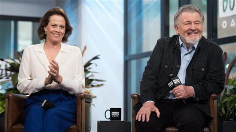 BUILD: Sigourney Weaver Discusses Her Collaboration With Walter Hill