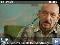 A Birder's Guide to Everything -- Clip: You Know My Mother
