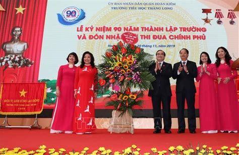 Lãnh đạo Đảng, Nhà nước chúc mừng các thầy, cô giáo nhân