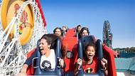 Incredicoaster Join the mad dash to catch Jack-Jack as he wreaks havoc throughout this high-speed chase!