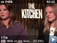 IMDb on the Scene - Interviews -- The cast of 'The Kitchen' reveal what attracted them to their characters and what they would like to see in sequel.