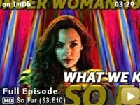 So Far -- Gal Gadot is back to save the world, and she's bringing Kristen Wiig and Pedro Pascal along for the ride. Here's what we know about 'Wonder Woman 1984' so far.