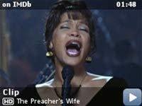 The Preacher's Wife -- Clip: Julia Sings at the Club