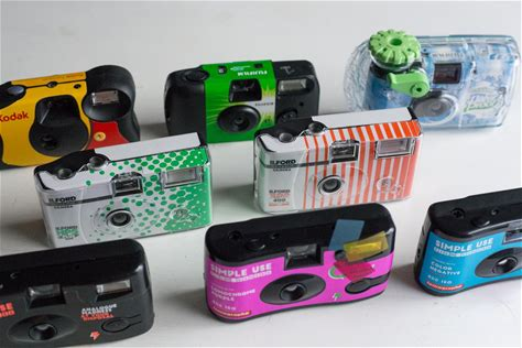 Disposable Cameras of 2020 – The Top Single Use Cameras Reviewed, Ranked and Compared