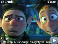 Prep & Landing: Naughty vs. Nice -- Clip: Noel Arrives