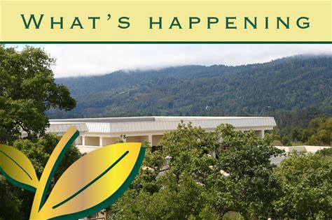 What's Happening at Cañada: Week of February 24, 2020