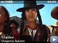 Cheyenne Autumn -- Trailer for this classic western