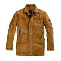 全新冬季男裝皮褸 Timberland 皮褸 M碼 HK$800