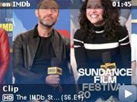 The IMDb Studio at Sundance -- Julia Louis-Dreyfus, Jude Law, Alison Brie, Julia Garner, and more of the biggest stars at Sundance 2020 share the famous names they'd like to be played by in a movie of their lives.